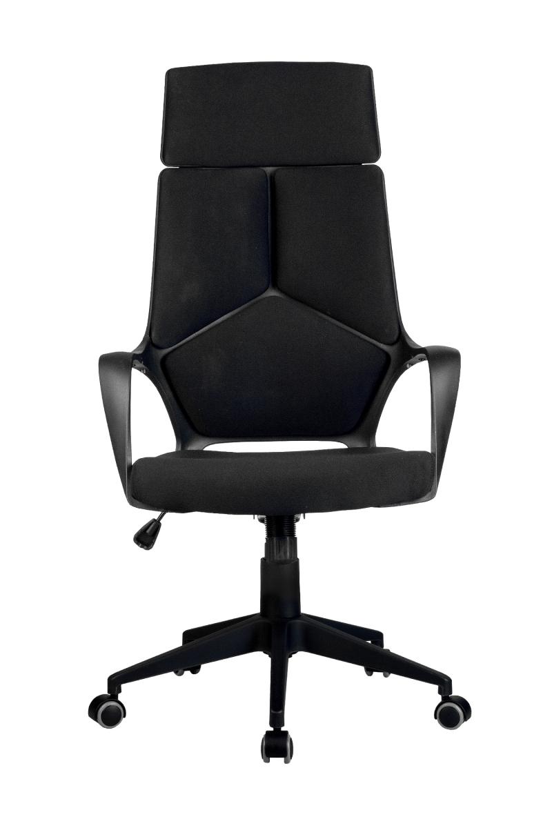 Кресло-RCH-8989-черный-пластик-черная-ткань-2
