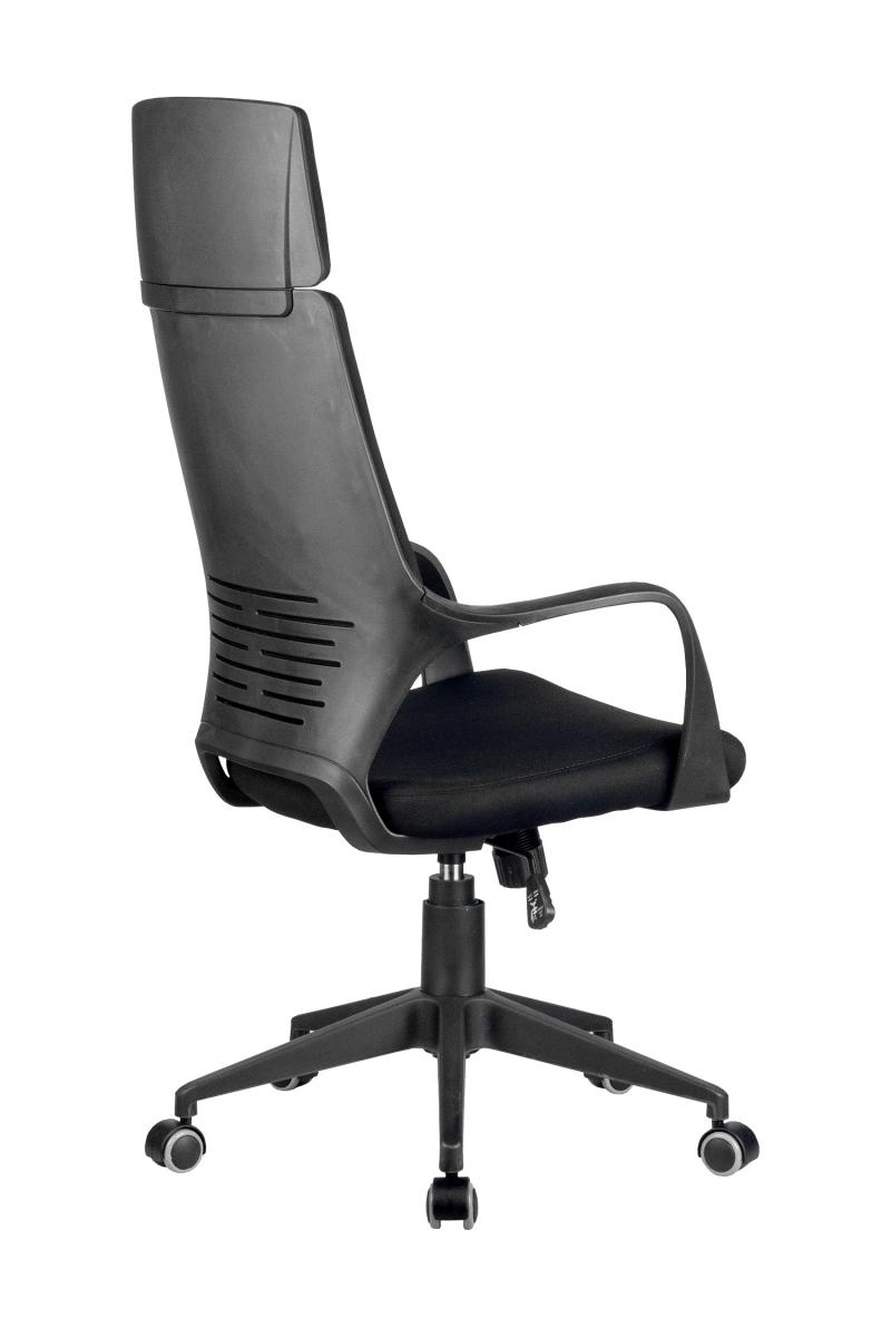 Кресло-RCH-8989-черный-пластик-черная-ткань-4