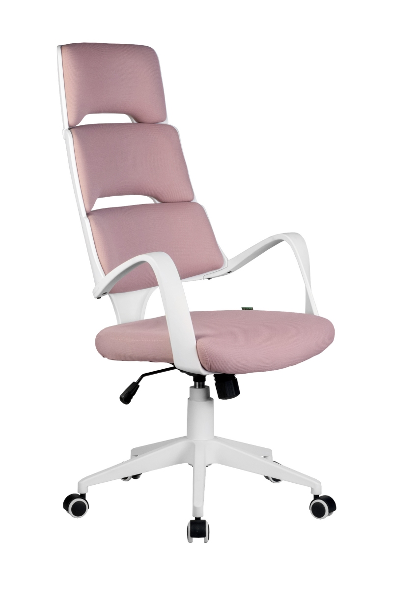 Кресло-RCH-Sakura-белый-пластик-розовая-ткань-1