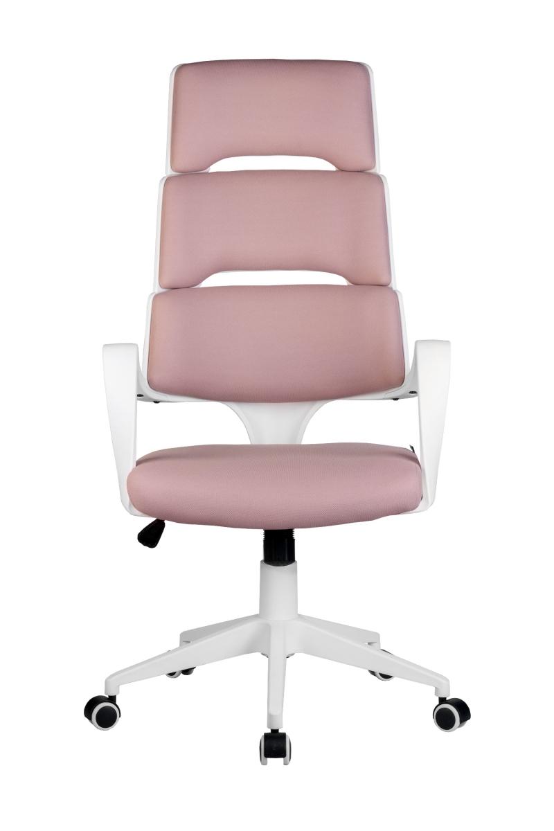 Кресло-RCH-Sakura-белый-пластик-розовая-ткань-2