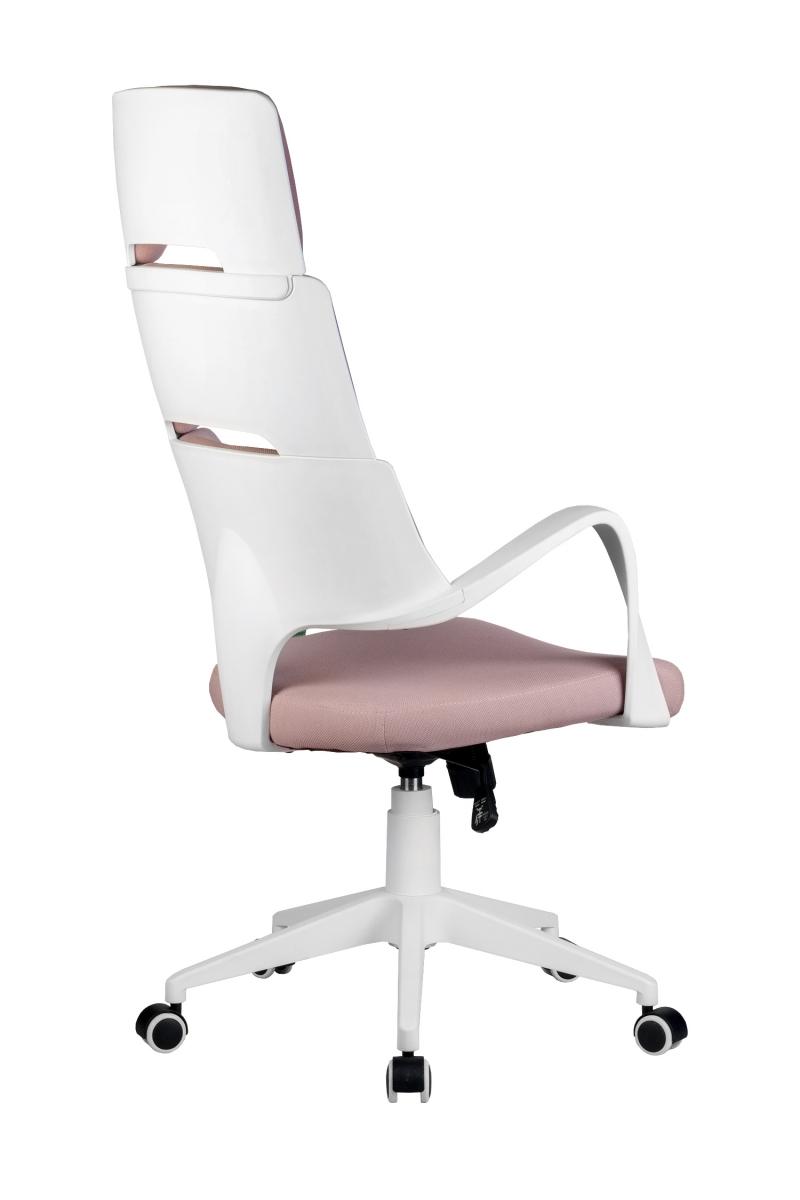 Кресло-RCH-Sakura-белый-пластик-розовая-ткань-4