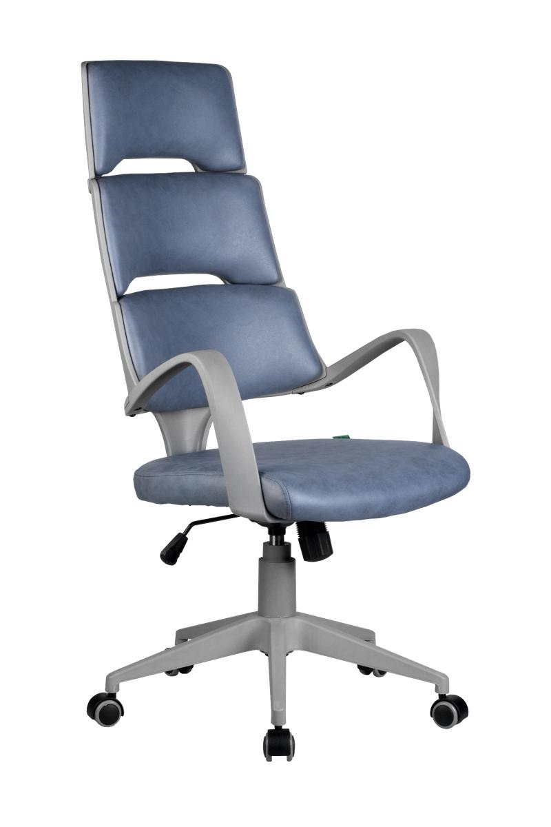 Кресло-RCH-Sakura-серый-пластик-ткань-фьюжн-Альпийское-озеро-1