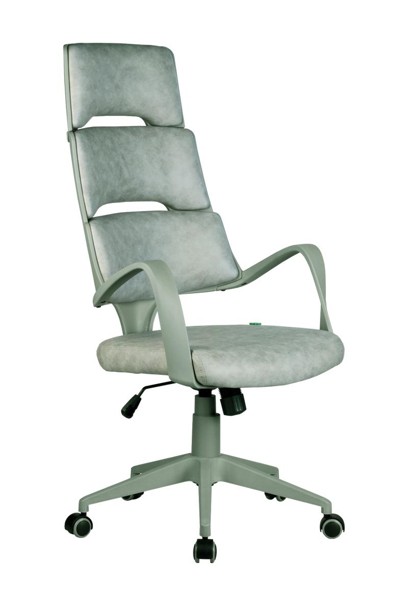 Кресло-RCH-Sakura-серый-пластик-ткань-фьюжн-пепельный-1