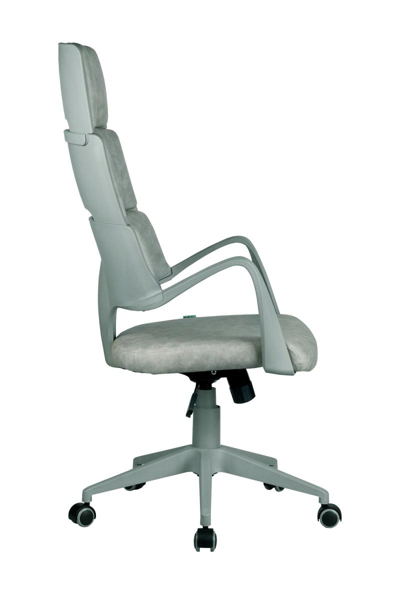 Кресло-RCH-Sakura-серый-пластик-ткань-фьюжн-пепельный-3