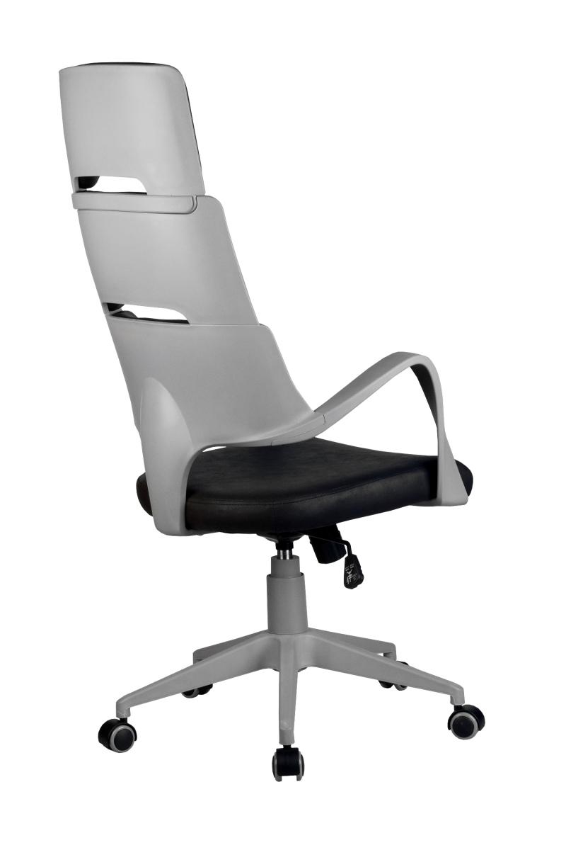 Кресло-RCH-Sakura-серый-пластик-ткань-фьюжн-черный4